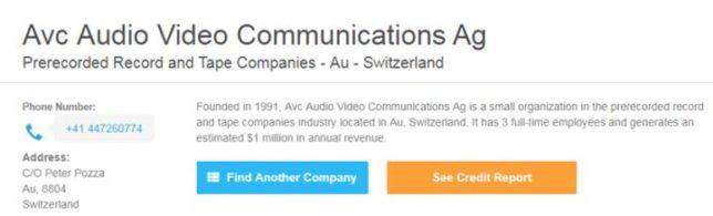 bandari  班得瑞 バンダリ 中国 Audio-Video-Communications-AG