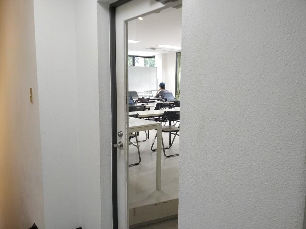 iBT試験はガラガラ