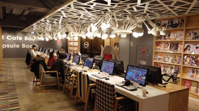 ネットカフェ Booth