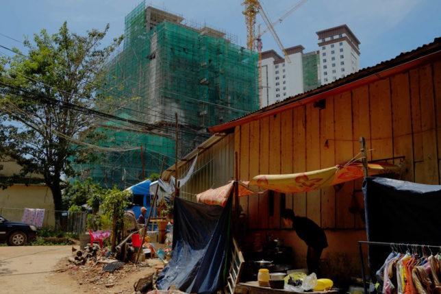 急ピッチで開発が進むカンボジアのシハヌークビル