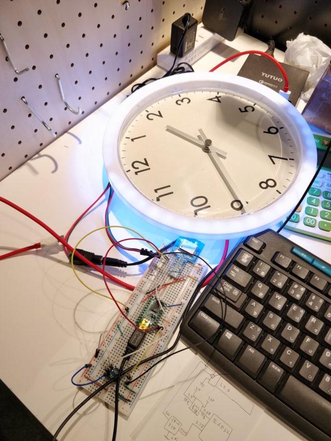ESP8266で作ったプロトタイプ